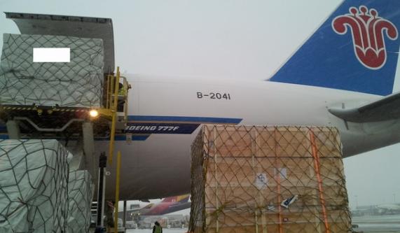 机场航空物流-精密仪器空运