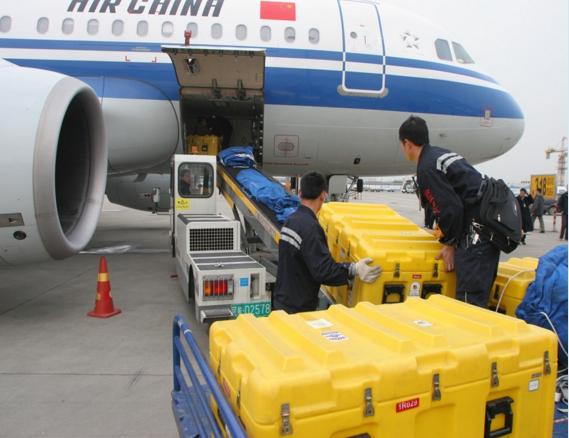 北京机场托运-展品空运